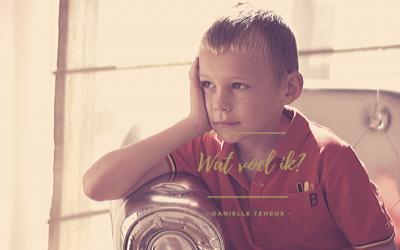 Gevoelige kinderen..hoe ervaren zij?
