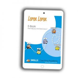 Gratis E-book - ik leer leren