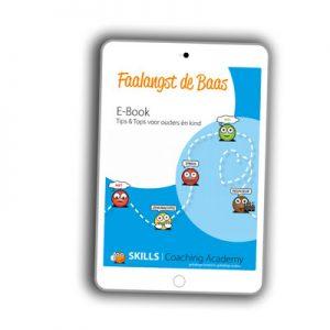 Gratis E-book - Faalangst de baas
